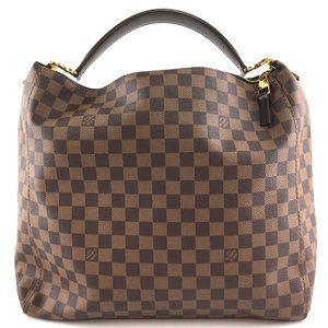 Louis Vuitton Damier Portobello Gm Shoulder Tote